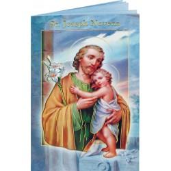St Joseph Novena Book