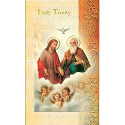 Biography of The Trinity