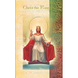 Biography of Christ The King