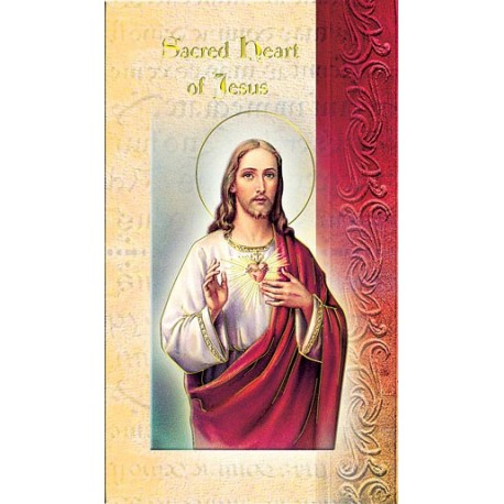 Biography of Sacred Heart of Jesus