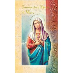 Biography of The Immaculate Heart