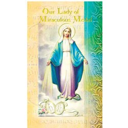 Biography of Our Lady of the Miraculous Medal