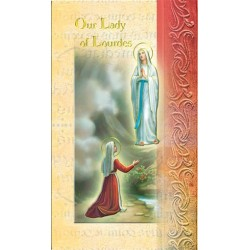 Biography of Our Lady of Lourdes