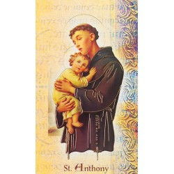 Biography of St Anthony