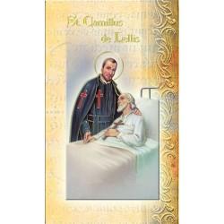 Biography of St Camillus de Lellis