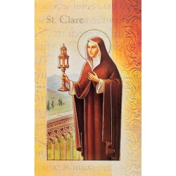 Biography of St Clare