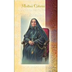 Biography of St Frances Cabrini