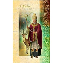 Biography of St Hubert