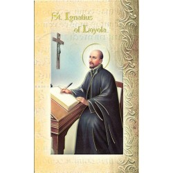 Biography of St Ignatius Loyola