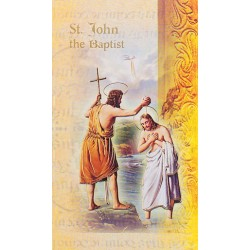Biography of St John The Baptist