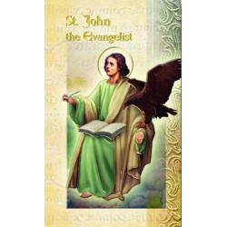 Biography of St John Evangelist