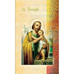 Biography of St Joseph