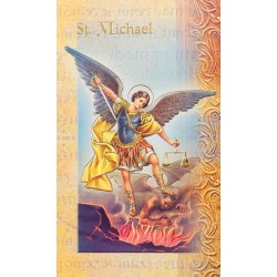 Biography of St Micheal