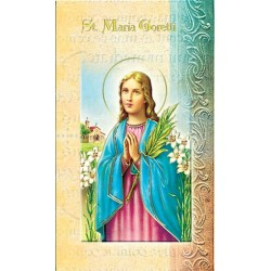 Biography of St Maria Goretti