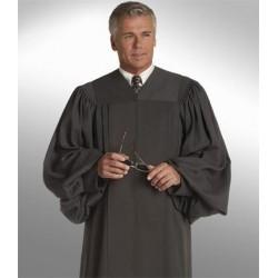 Geneva Clergy Robe - Black