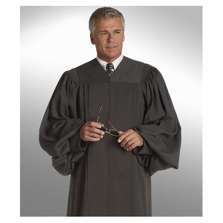 Geneva Clergy Robe - Black