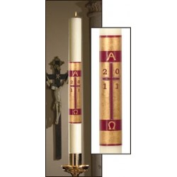 Redemption Paschal Candle