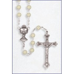 5mm Pearl Rosary