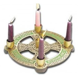 Advent Wreath for Home