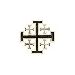 New Jerusalem Wall Cross