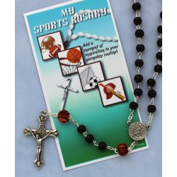 Sports Rosary-Basketball