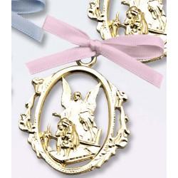 Crib Medal-Pink