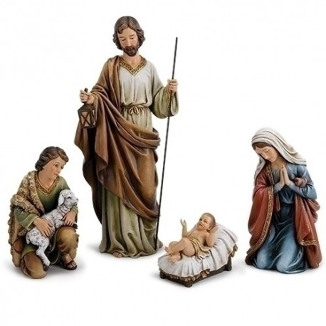 """18"""" Holy Family"""