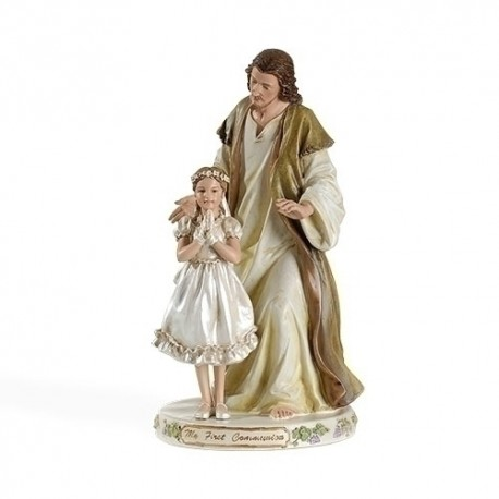 Jesus w/Praying Girl