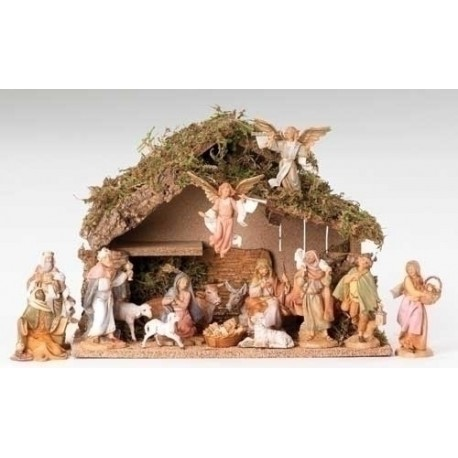 Nativity w/Stable