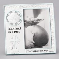 Baptism Frame-Boy
