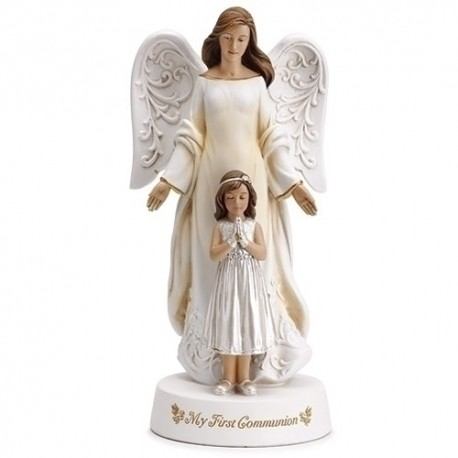 Communion Angel with Girl