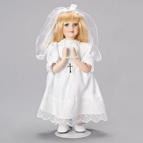 Communion Doll-Blonde