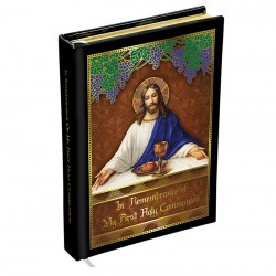 First Communion Mass Book-Boy