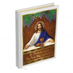 First Communion Mass Book-Girl