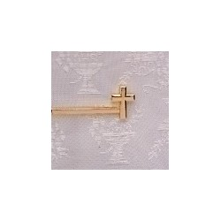 Tie Bar w/Cross