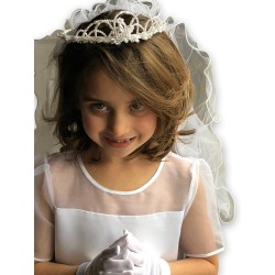 First Communion Tiara