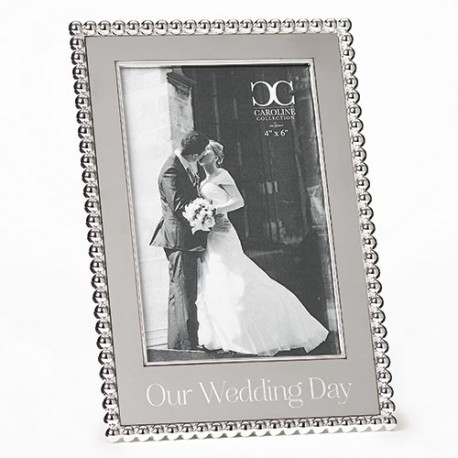 Wedding Day Frame