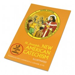St. Joseph New American Catechism-Grades 1 and 2