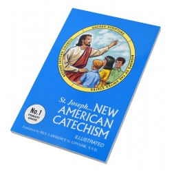 St. Joseph New American Catechism-Grades 3, 4, and 5