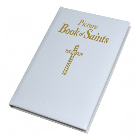 Picture Book of Saints-White