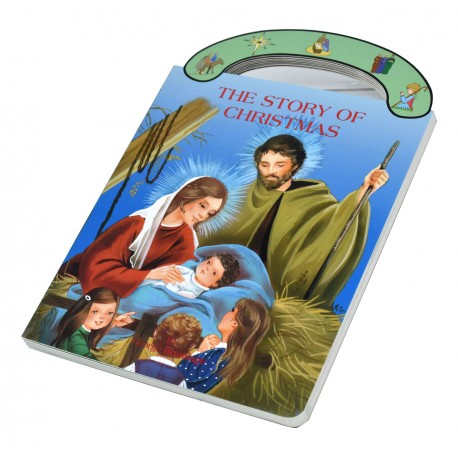 The Story of Christmas-Board Book