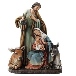 Holy Family with Animal