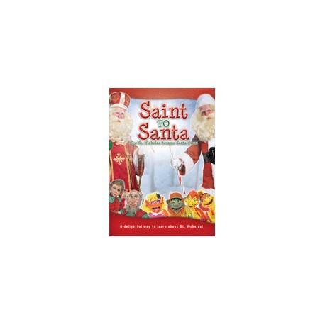 Saint to Santa DVD