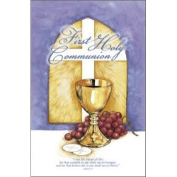 Communion Bulletin