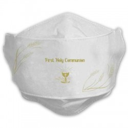 First Holy Communion Face Mask