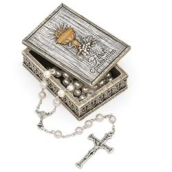 First Communion Keepsake Box