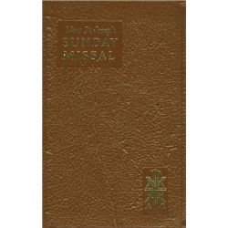 St. Joseph Revised Sunday Missal - Small Edition