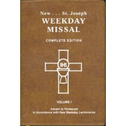 St. Joseph Revised Weekday Missal