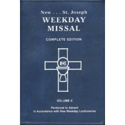 St. Joseph Revised Weekday Missal Volume II