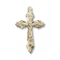 Gold Filled Crucifix Pendant